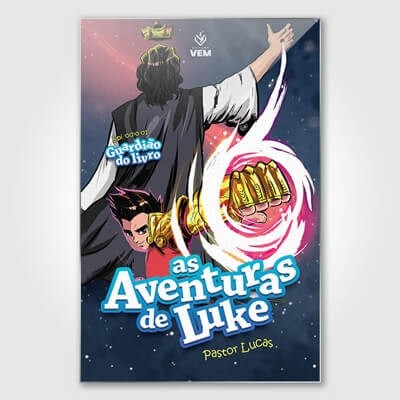 Guardião do Livro - As Aventuras de Luke - Pastor Lucas
